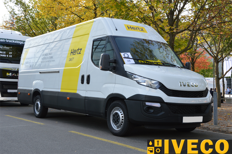 Микроавтобус Iveco Daily 35C15V H3 3.0HPT
