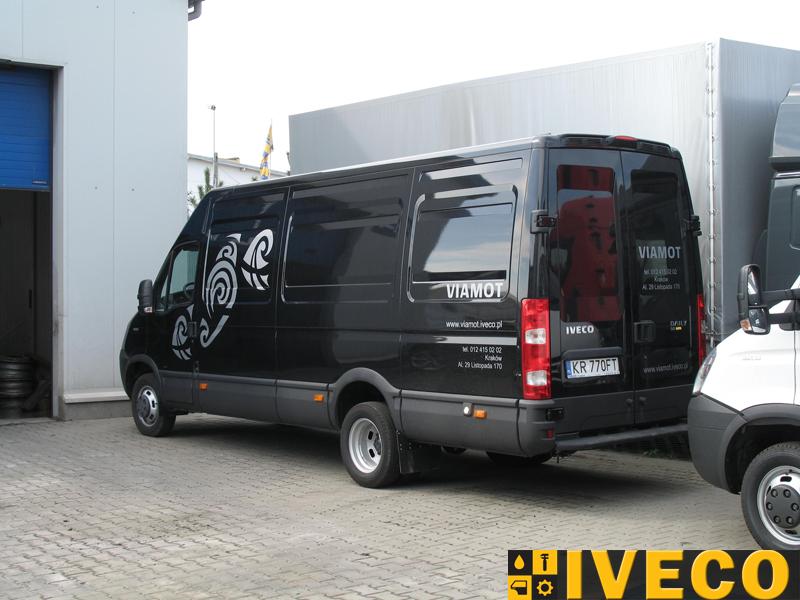 Купить грузовой микроавтобус-фургон ИВЕКО ДЕЙЛИ 35C15V H3 3.0HPT в Киеве по лучшей цене. Фото, характеристики, цена, стоимость Iveco Daily 35C15V в Украине