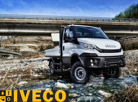 Iveco Daily 4x4 35S18W 3.0HPT